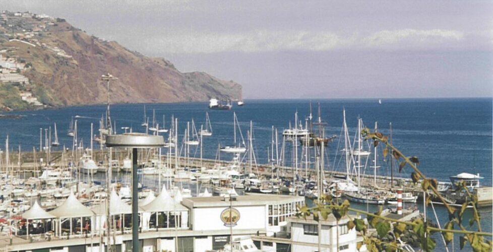 020 T Madeira havnen