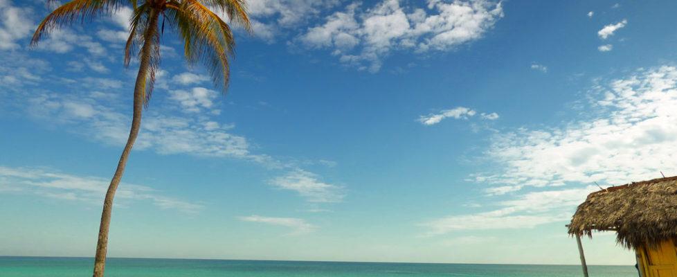 Caribien strand