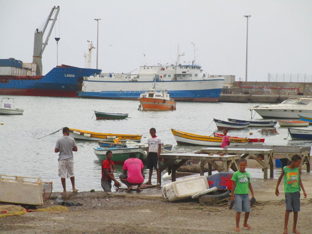 Ligger Ærø i Kap Verde?