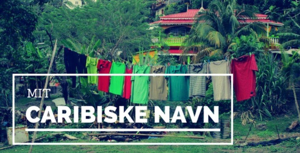 Caribisk navn