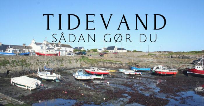 Tidevand