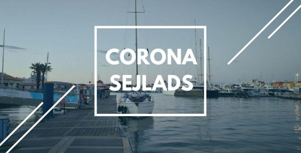 Corona-sejlads