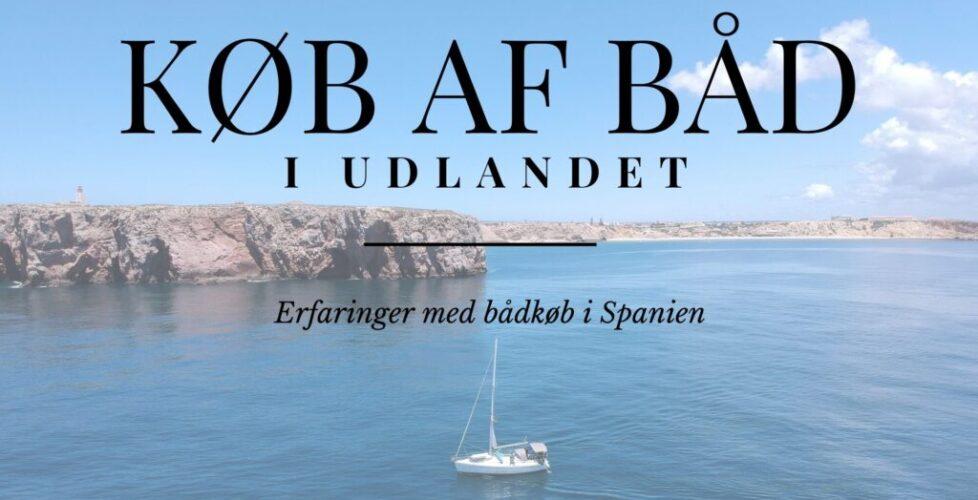 Køb af båd i udlandet